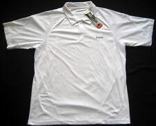 ETIREL Herren Tennis Poloshirt in Weiß
