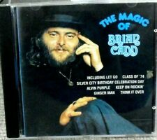 BRIAN CADD - THE MAGIC OF BRIAN CADD CD ALBUM
