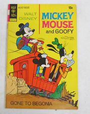 MICKEY MOUSE #141 1973 BY GOLD KEY COMICS VERY GOOD (4.0)