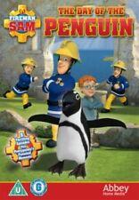 Fireman Sam The Day of The Penguin - DVD Region 2