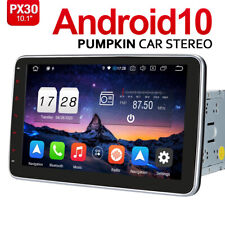 "Pumpkin Double 2 Din 10.1"" Inch Android 10.0 Car Radio Stereo Gps Head Unit Dvr"
