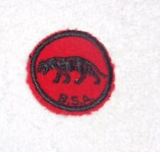 WW2. ERA, BOY SCOUT PATCH,BSA PANTHER FIGURE
