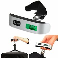 50kg/10g Portable Travel LCD Digital Hanging Luggage Scale Electronic Weight Hot