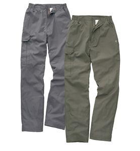 Craghoppers Basecamp Trouser C65 Mens Walking Outdoor Lightweight Travel