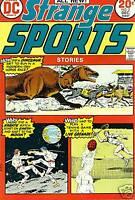STRANGE SPORTS #2 (1973) DC Comics VG+