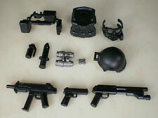 (no.10-10) custom swat police NAVY SEAL gun army weapons for LEGO minifigure
