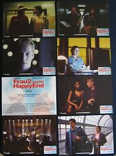 8 AF`s / lobby cards  Frau2 sucht HappyEnd  Ben Becker , Isabella Parkinson