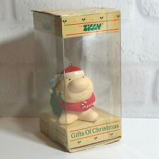 Vintage Ziggy Gifts of Christmas Ornament American Greetings 1983