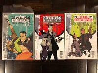 Pulp Fantastic 1-3 High Grade Comic Book A3-79