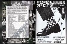 Dance Craze Dvd Ska Madness The Specials 2 Tone