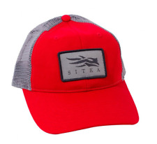 Sitka Youth Meshback Trucker Cap Fire