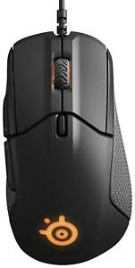 SteelSeries Rival 310 Optische Gaming-Maus RGB-Beleuchtung 6 Taste USB 12000 DPI