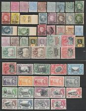 Old Stamps Collection from British colonies St. Helena!
