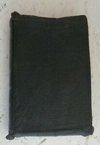 Vintage Soft Leather Bible Colour Plates Cambridge University Press