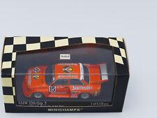 Minichamps BMW 320i Gr.5 H.Stuck Winner Eifelrennen DRM 1977