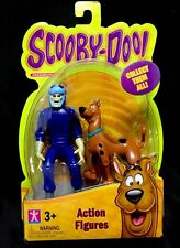 SCOOBY DOO!--SCOOBY AND THE PHANTOM RACER FIGURES (NEW)