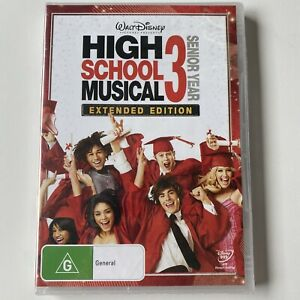 High School Musical 3 - Senior Year (DVD) Australia Region 4- NEW & SEALED