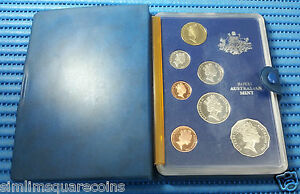 1986 Australia Proof Coin Set