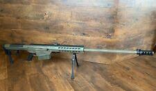 6mmProShop Barrett M107 Gen 2 Long Range Airsoft AEG Sniper Rifle Cerakoted