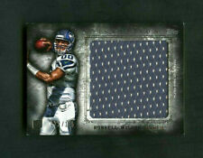 2012 Russell Wilson Topps Inception Rookie RC Jumbo Patch /165 Seahawks