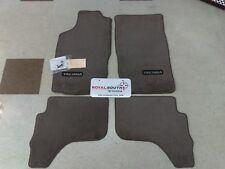 Toyota Tacoma 2001 - 2004 Double Cab Carpet Floor Mats Genuine OEM OE