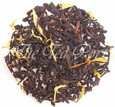 Peach Apricot Loose Leaf Flavored Black Tea - 1/4 lb