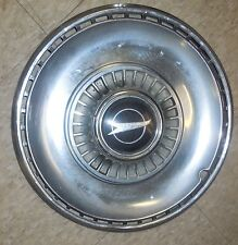 "14"" 1968 Buick Special  wheel cover hubcap  01384185"