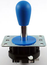 Ultimarc magstick bat top arcade joystick, 4/8 way (bleu) - Mame, jamma