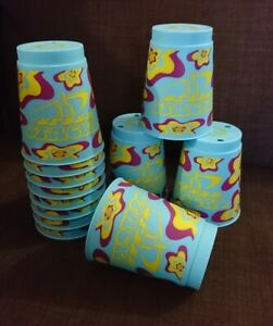 Speed Stacks Stacking Cups. Full Set 12 Cups. Carry Bag. Instructions. Travel