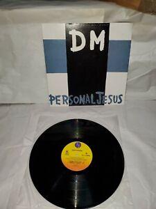 """Depeche Mode – Personal Jesus 12"""" Maxi-Single 1989 Sire 0-21328 Promo reprise"""