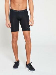 NIKE Pro Compression Dry Fit schwarz black Neu Gr:M Training Hose short tight