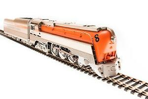 Broadway Limited 4550 HO Chesapeake & Ohio Class L-1 Hudson, #490