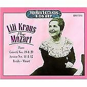 Wolfgang Amadeus Mozart - Lili Kraus Plays Mozart (2000)