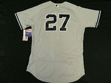 Authentic Majestic 60 4XL, NEW YORK YANKEES GIANCARLO STANTON, FLEX BASE Jersey