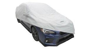 2017-2020 Subaru WRX STI Complete Car Cover NEW SOA3993200 Genuine Oem Factory