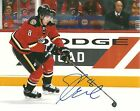 Autographed Calgary Flames Joe Colborne 8x10 Photo