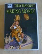 TERRY PRATCHETT: Making Money - read by Stephen Briggs MP3CD