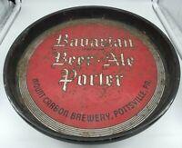 "Bavarian Beer-Ale Porter 13 1/8"" Beer Tray"
