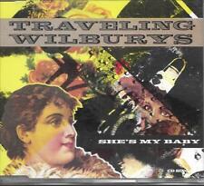 Traveling Wilburys She's My Baby German CD Single Germany