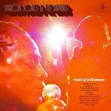Sharon Jones & The Dap-Kings - Soul Of A Woman (1LP Black Vinyl) 2017 Daptone