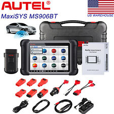 AUTEL MaxiSYS MS906BT OBD2 Auto Wireless Car Diagnostic Bluetooth Code Scanner