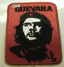 Che Guevara Iron On Patch Embroidered Rock Band Applique Coats Hats Shirts Pants