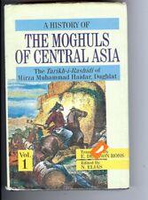 Daftar History Moghuls Khans of Central Asia Vol. 1 Mogul Mughal 1321 Timur