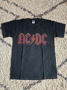 T-shirt AC/DC noir taille M