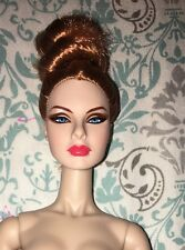 Integrity Toys Fashion Royalty High Visibility Agnes Doll Head PLEASE READ!