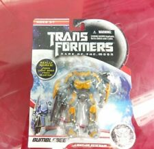 TRANSFORMERS DARK OF THE MOON BUMBLEBEE LIGHT UP KEYCHAIN Figure !NEW! by Hasbro