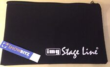Microphone padded zipped pouch for general use Stageline / IMG MT-30