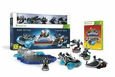 Skylanders SuperChargers: Dark Edition Starter Pack (Xbox 360) - scuffed box