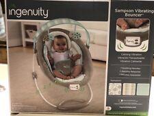 Ingenuity Sampson Vibrating Bouncer NEWw