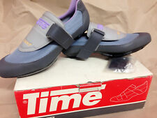 Nos vintage time sport greg lemond Race Shoes zapatos Scarpe New Old Stock 40